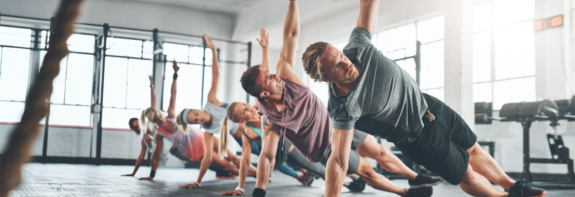 Arbeiten in der Fitnessbranche