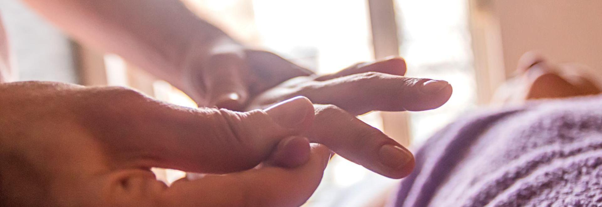 Den Händen Gutes gönnen