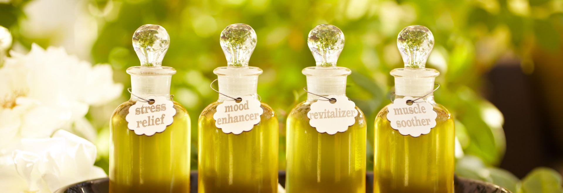 Düfte, Aromen und ätherische Öle für Körper, Seele und Geist