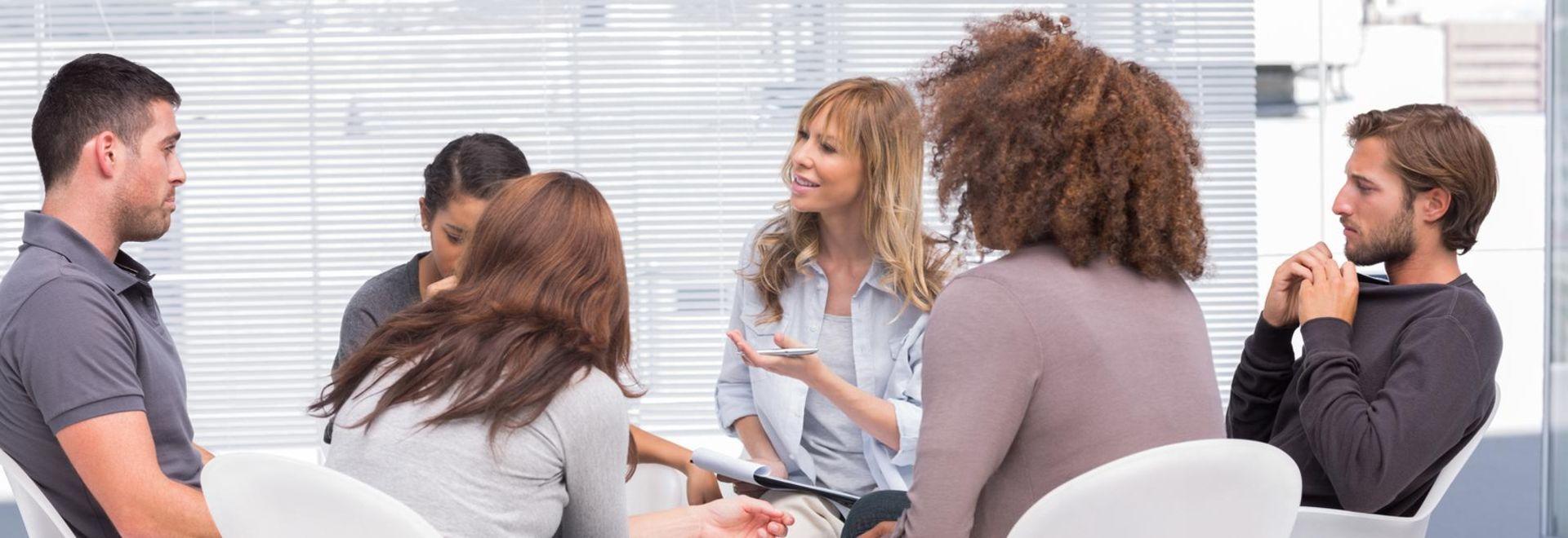 Gruppentherapie in der Heilpraktikerpraxis