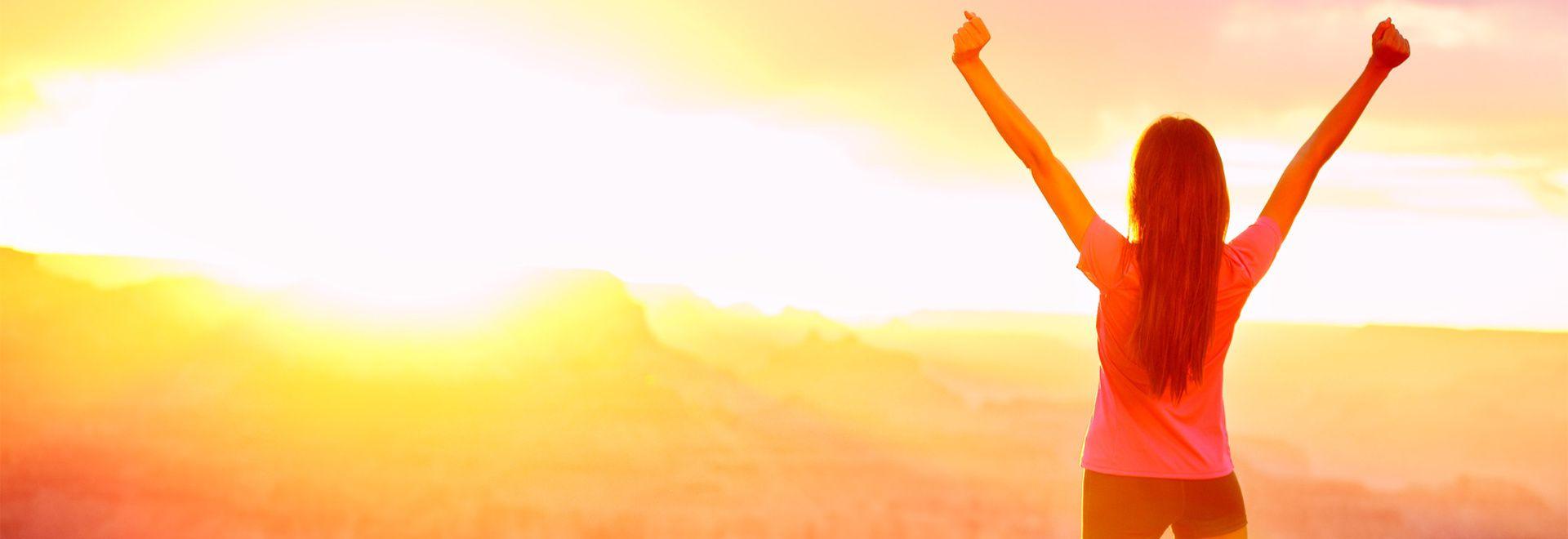 Den eigenen Horizont erweitern und neue Ziele ergreifen