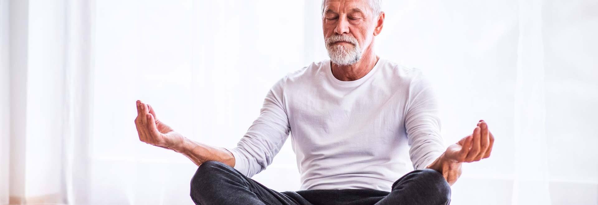 Stress abbauen mit einer Entspannungsübung