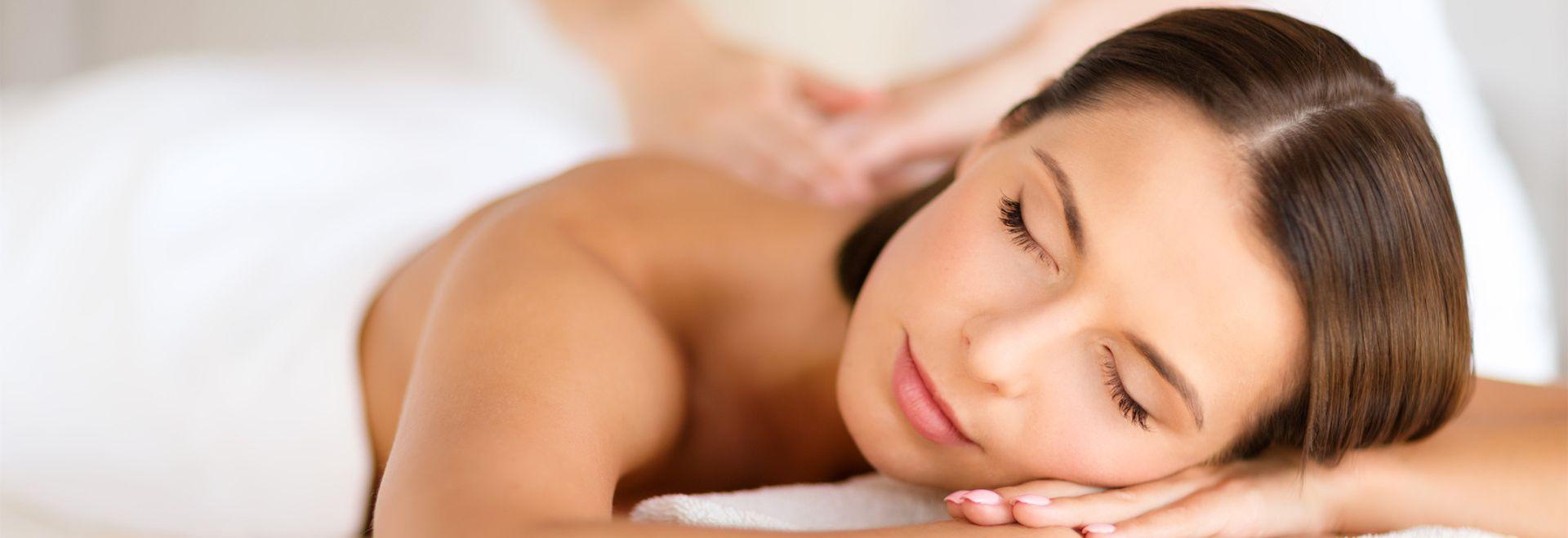 Wirkung der Aromatherapiemassage zur Entspannung